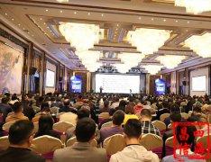 原国家外经贸部副部长 龙永图 出席 由中国建筑卫生陶瓷协会、佛